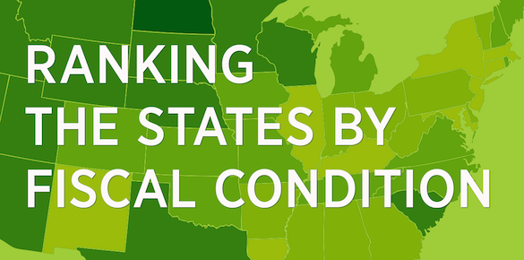 Ranking the States by Fiscal Condition — Florida in top five ranking ……