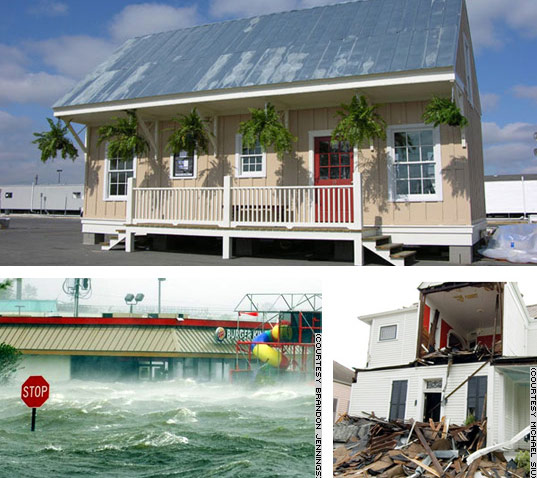 Written Testimony On Rebuilding New Orleans After
